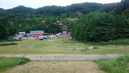 Yamaguchi, Japan: 本州最西端のスキー場。人工雪無し。 ソリ専用コースが広くて長く、子供用のウェアレンタルもあり、子供連れにはいいところ。 グリーンシーズンは、マウンテンバイクのメッカ。