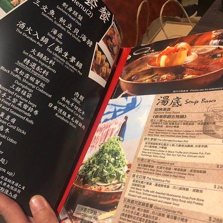 photo1 jpg - Picture of The Drunken Pot, Hong Kong - TripAdvisor