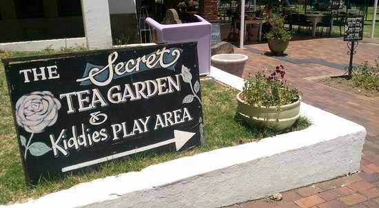 The Secret Tea Garden: Welcome