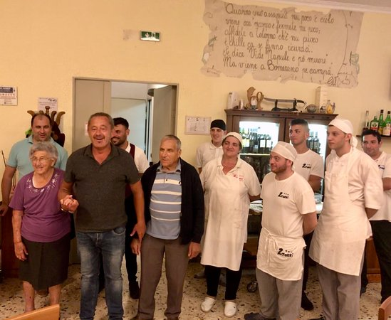 Hotel  Due Torri : The amazing staff at Due Torri