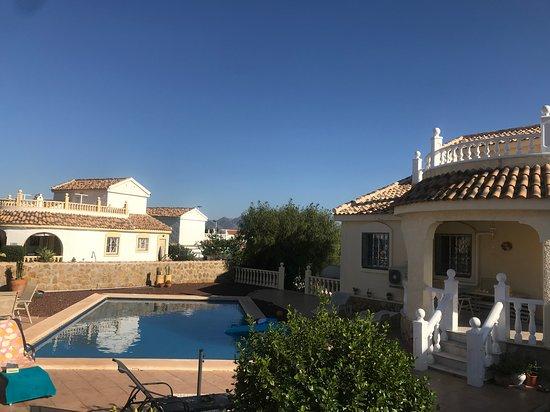 Région de Murcie, Espagne : Casa Feliz