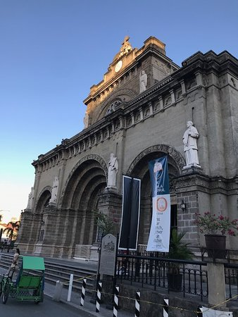 Manila Cathedral : Cathedral