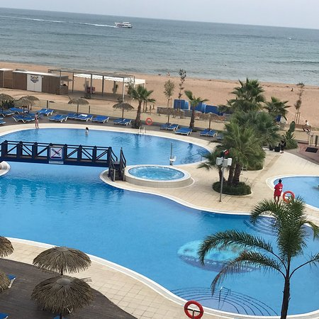 A weeks break at tahiti playa hotel
