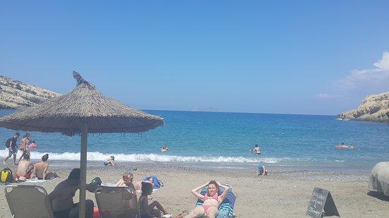 Explore the Real Crete: На Крите самые красивые пляжи