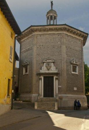 Castiglione Delle Stiviere, Italy: facciata 2