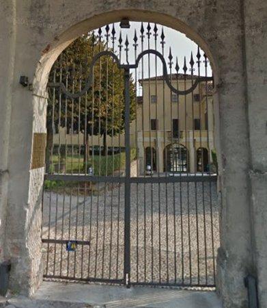 Castiglione Delle Stiviere, Italia: cancello