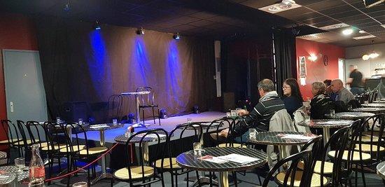 Angers, France: Le Bouffon Bleu