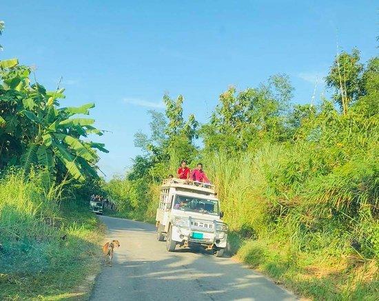 Mirpur, بنجلاديش: Sajek, Rangamati