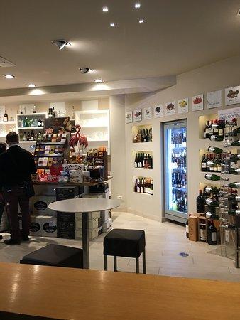Cafe Fappani: Teilansicht