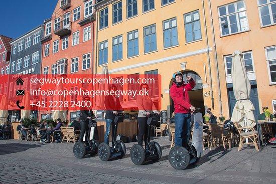 Экскурсии от CPH на сегвеях и электрических велосипедах