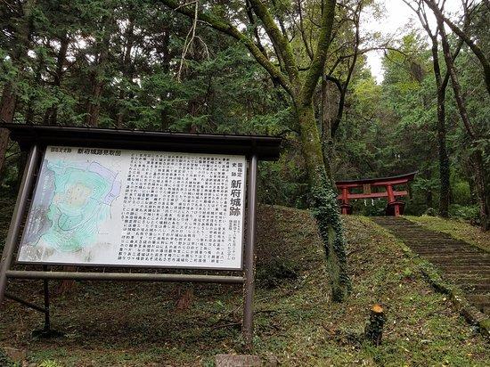 Shinfu Castle Site