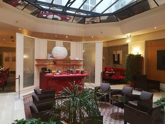 Hôtel Astra Opéra - Astotel : ロビー