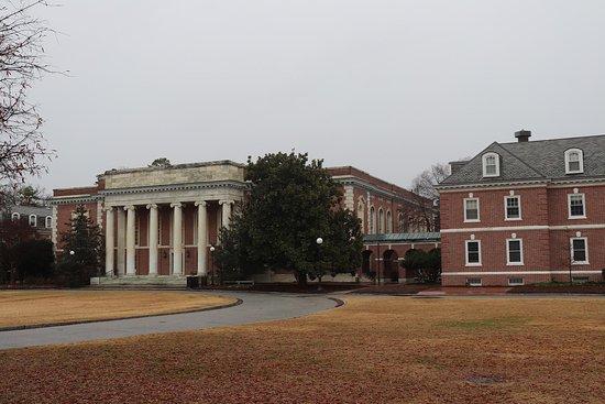 Duke University: キャンパスの一部