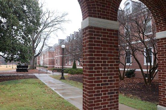 Duke University: キャンパス内