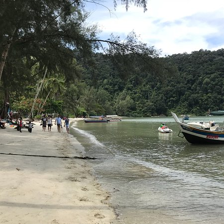 Boat trip from fishing village