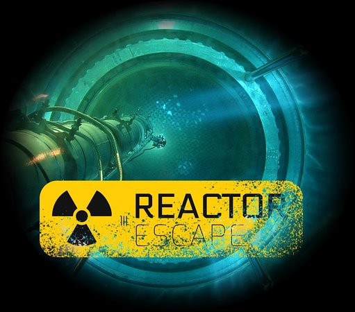 Reactor Escape - escape game Prague