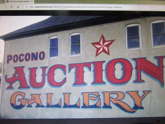 The Pocono Auction Gallery