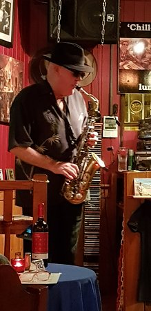 Bilde fra Johnny Hooper's Saxophone Bistro
