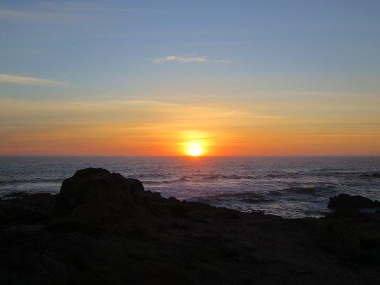 Garies, แอฟริกาใต้: Atlantic Sunset (South West Africa, not Cornwall!)