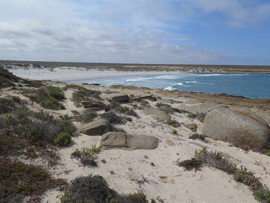 Garies, แอฟริกาใต้: Coast walk
