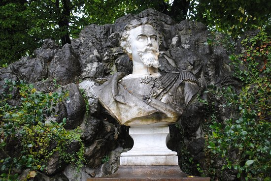 King Ludwig II Monument