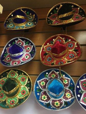 Mexican ChorroMini Hats
