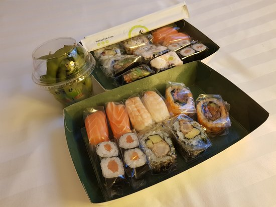 Wasabi Victoria Station London Pimlico Menu Prices Restaurant Reviews Tripadvisor