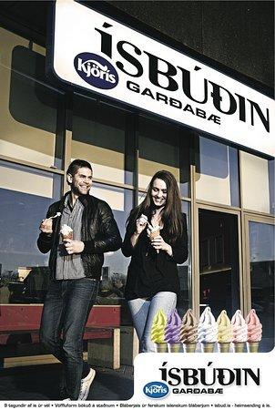 Isbudin Gardabae: our Ice Cream shop