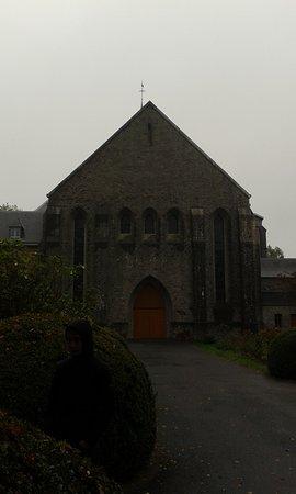 L'abbaye Notre-Dame de Scourmont: église