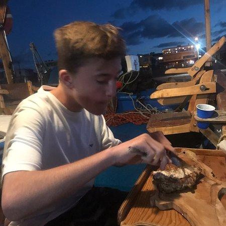 Fishing Trip and BBQ