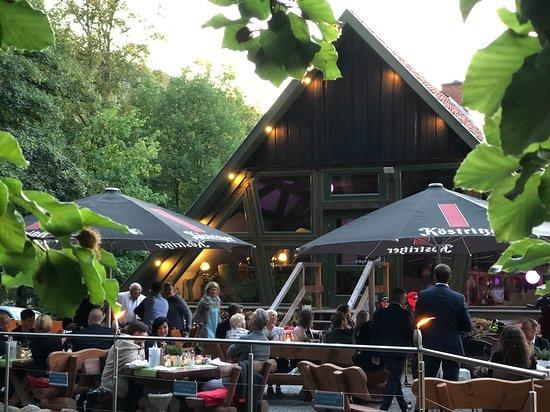 Ilsenburg, Deutschland: Aus der Ferne...