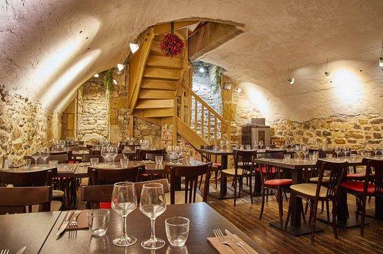 Restaurant Chez Grand Mere Lyon Vieux Lyon Quarantaine Menu