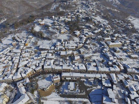 Soveria Mannelli, Italy: Paesaggio invernale