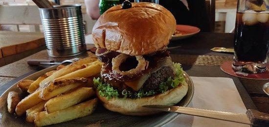 Sehr gute Burger!