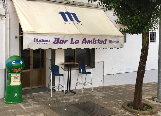 Azuaga, Spania: Bar La Amistad