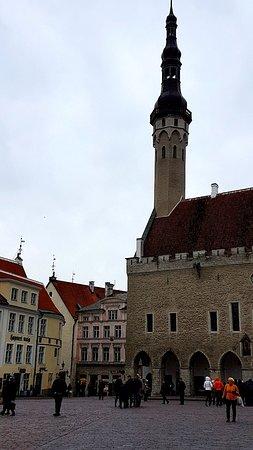 La Piazza di Tallin