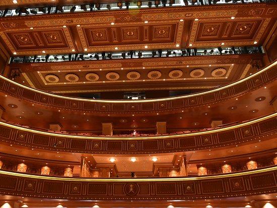 Royal Opera House : Zuschauerränge mit Königsloge