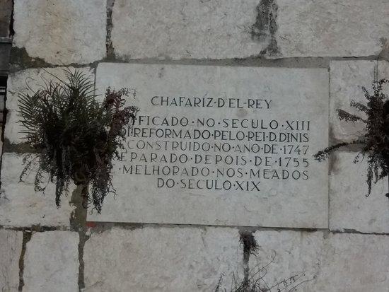 Chafariz D'El Rei