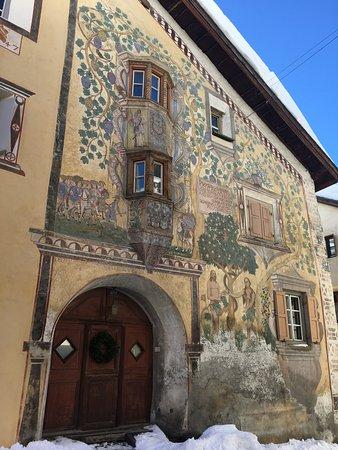 Ardez, Swiss: such a story