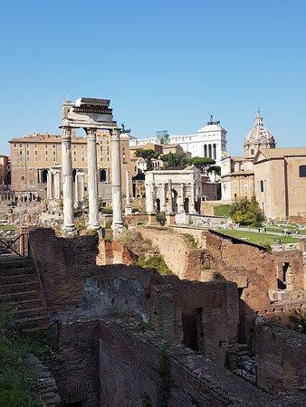 Una visita obbligatoria quando si è a Roma.
