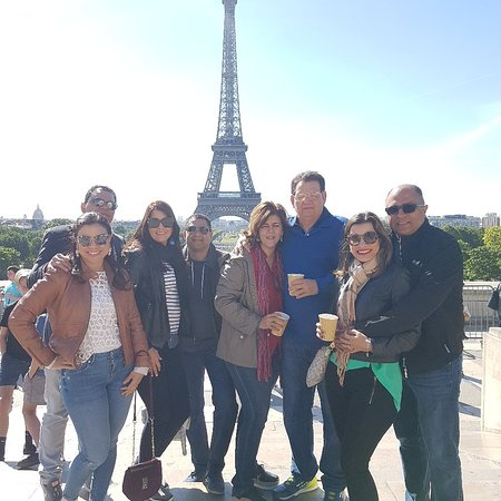 Torre Eiffel/Invalides: Tour Eiffel/Invalides