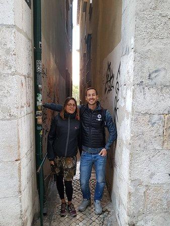 Belle visite de Lisbonne en tchouk tchouk