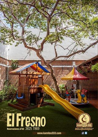 Nuestra Terraza El Fresno Se Abre Los Domingos Y Para