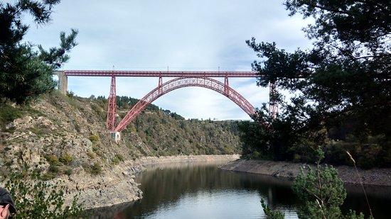 Ruynes-en-Margeride, Frankrike: Viaduc Garabit