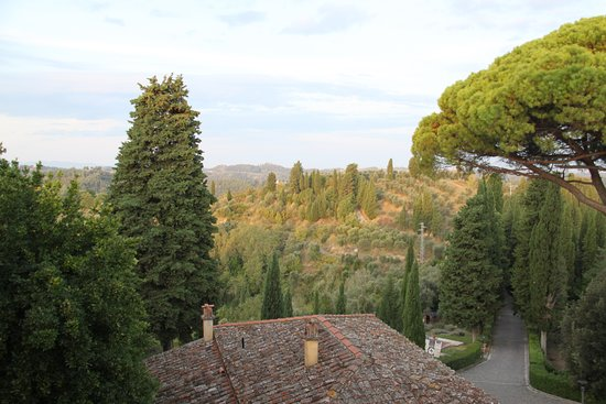 Borgo Bucciano: Zimmeraussicht