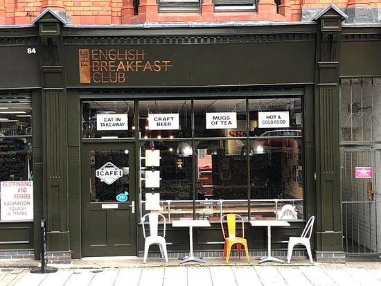 The English Breakfast Club Birmingham Menu Prices Restaurant Reviews Tripadvisor