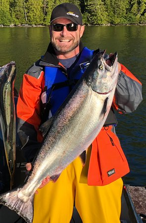 Bilde fra Rivers Inlet