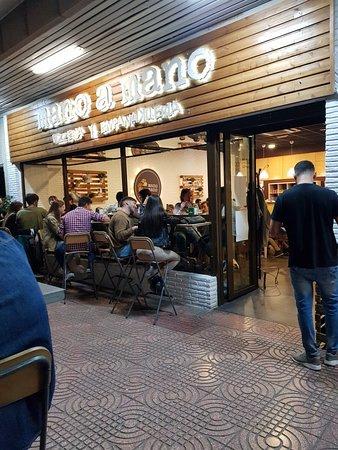 Mano a Mano Pizzeria and Empanadilleria: 20181025_220714_large.jpg
