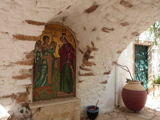 Paleokastritsa Monastery