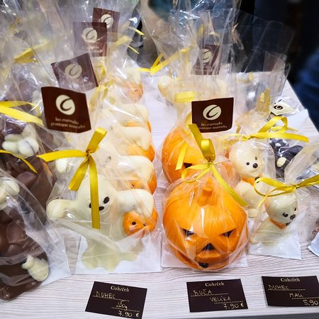 Great chocolates, with unique taste
